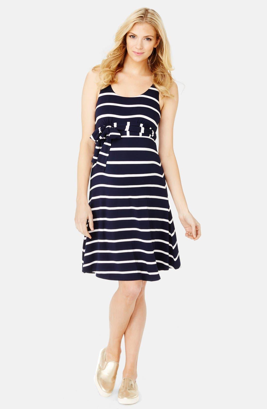 Alternate Image 3  - Rosie Pope 'Best' Maternity Dress