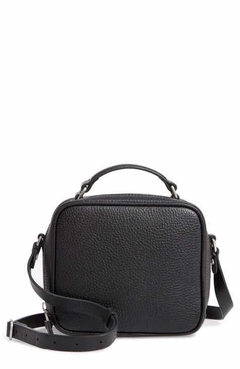 Treasure   Bond Ryan Leather Top Handle Crossbody Bag a163ea70769fe