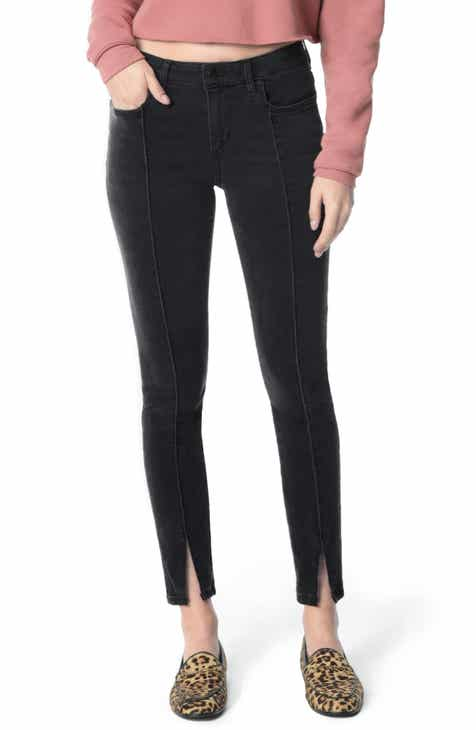 Joe's Flawless - Icon Split Hem Ankle Skinny Jeans (Robynn) by JOES
