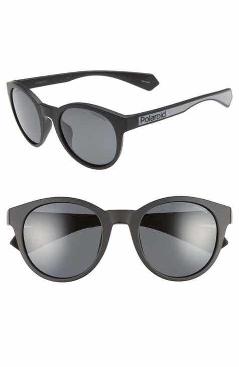 6bb040061fc Polaroid 52mm Polarized Round Sunglasses