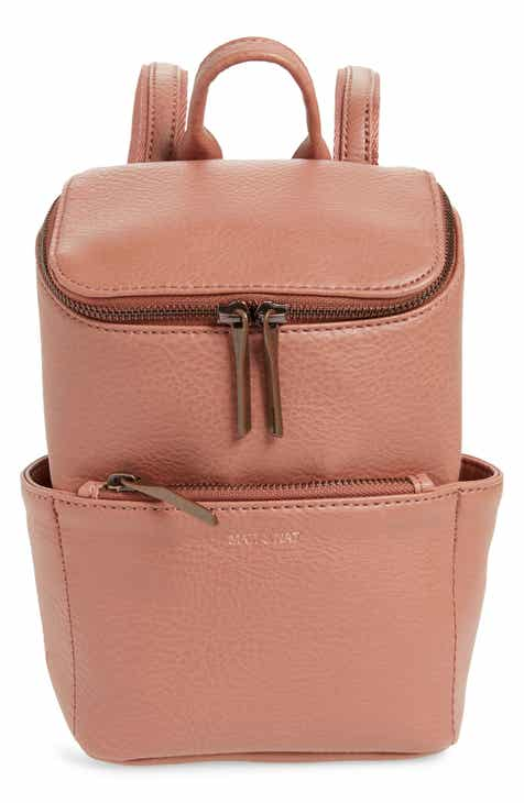 495bd0d631 Matt   Nat Mini Brave Faux Leather Backpack