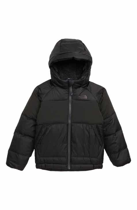 5ca30b5098 The North Face Moondoggy 2.0 Hooded Down Jacket (Toddler Boys   Little Boys)