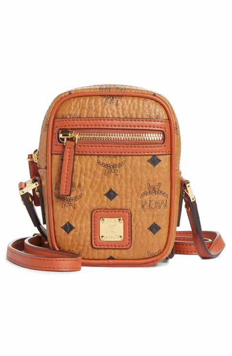 Mcm Mini Vintage Crossbody Bag Nordstrom Exclusive