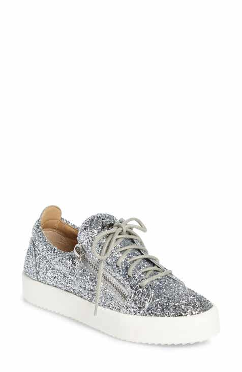 d40f570b35bda Giuseppe Zanotti May London Low Top Sneaker (Women)