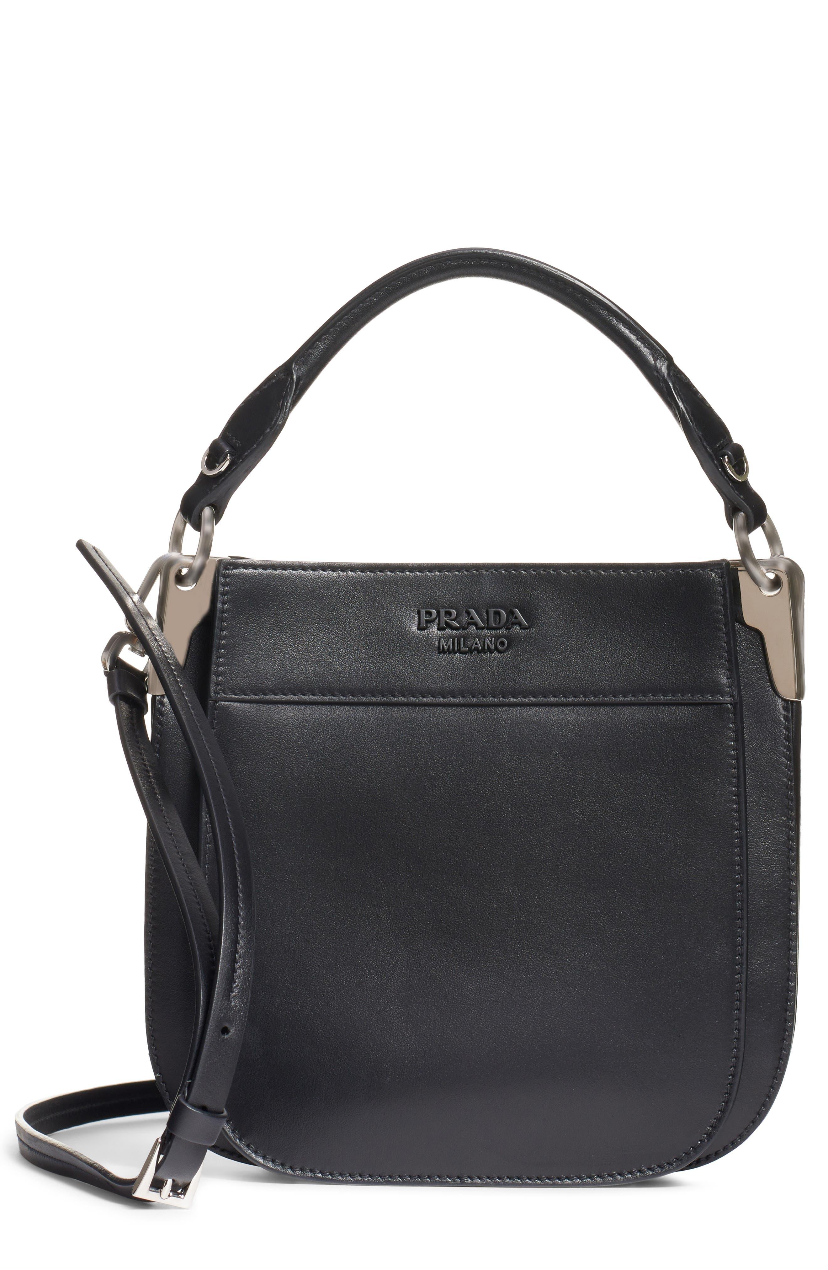 d255456e2c79 ... ebay prada city calfskin leather hobo bag 4621b 3e953