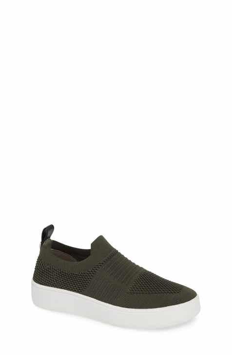 c245955eff3 Steve Madden JBEALE Knit Slip-On Sneaker (Little Kid   Big Kid)