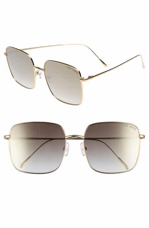 dd24b308290 VEDI VERO 58mm Square Sunglasses