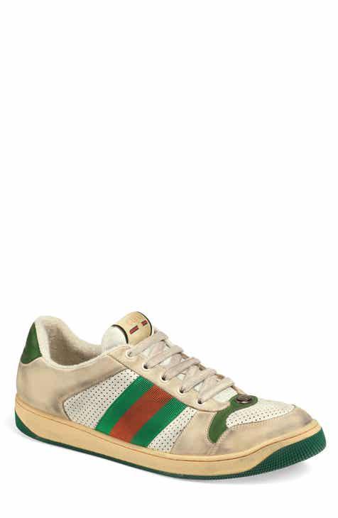 6181598a922dc1 Gucci Screener Low Top Sneaker (Men)