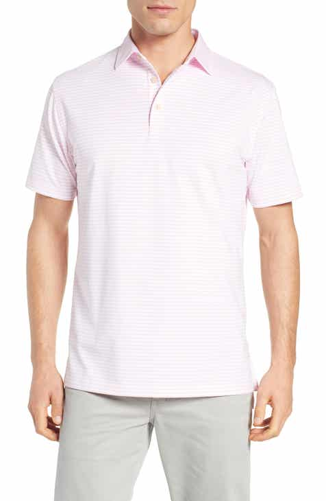 f08d92c021d Peter Millar Stripe Stretch Jersey Performance Polo