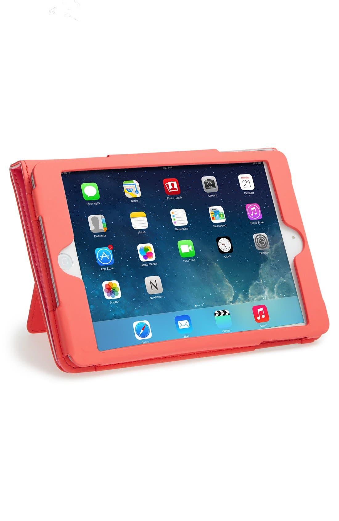 Alternate Image 2  - kate spade new york 'fairmont square' iPad mini hardcase folio