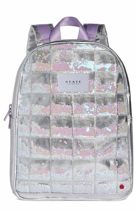 c6a06f8125fd STATE Bags Mini Kane Confetti Glitter Backpack (Kids)