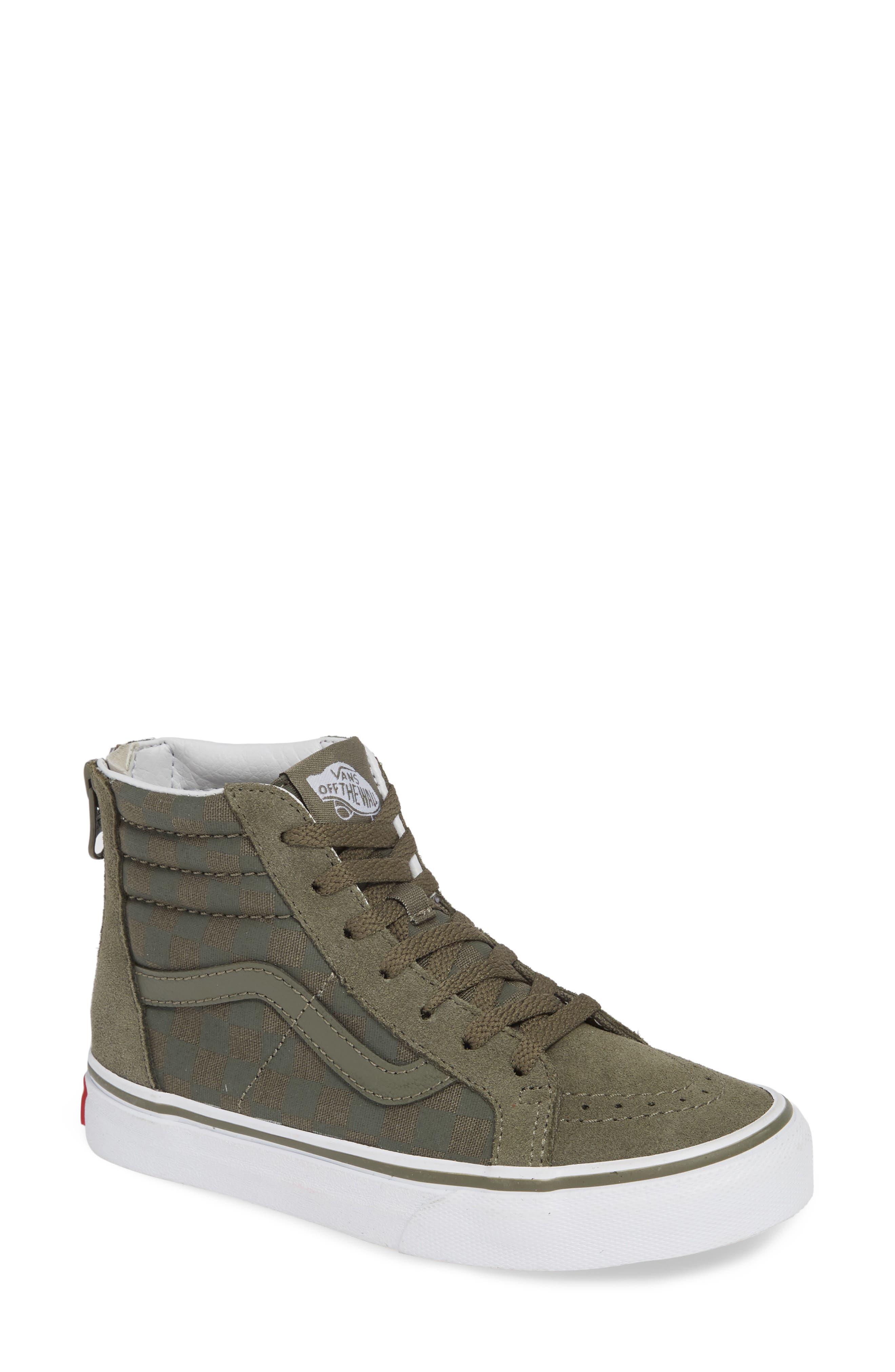 vans shoe kids