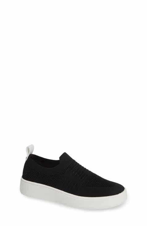 6136aa215 Steve Madden JBEALE Knit Slip-On Sneaker (Little Kid   Big Kid)