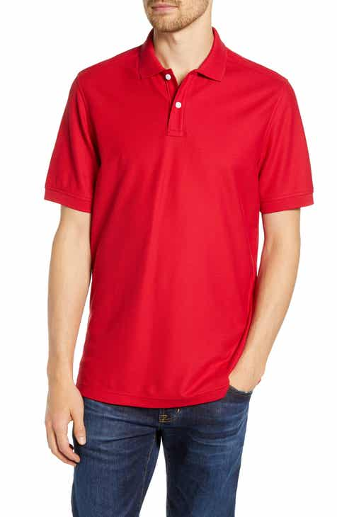 1a04d3f9 Nordstrom Men's Shop Regular Fit Piqué Polo