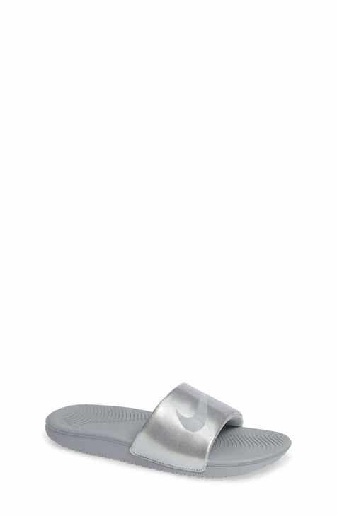 671594fa4c53be Nike  Kawa  Slide Sandal (Toddler