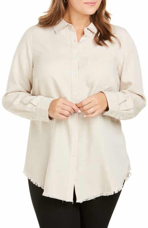 42f46cfd58d Foxcroft Haven Shirt (Plus Size)