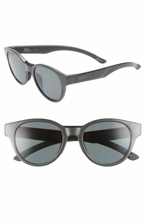 c0cbe900565 Smith Snare 51mm Polarized Matte Round Sunglasses