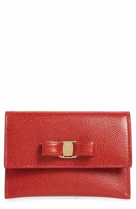 Women s Salvatore Ferragamo Credit Card Cases  fd590c7ef5ca2