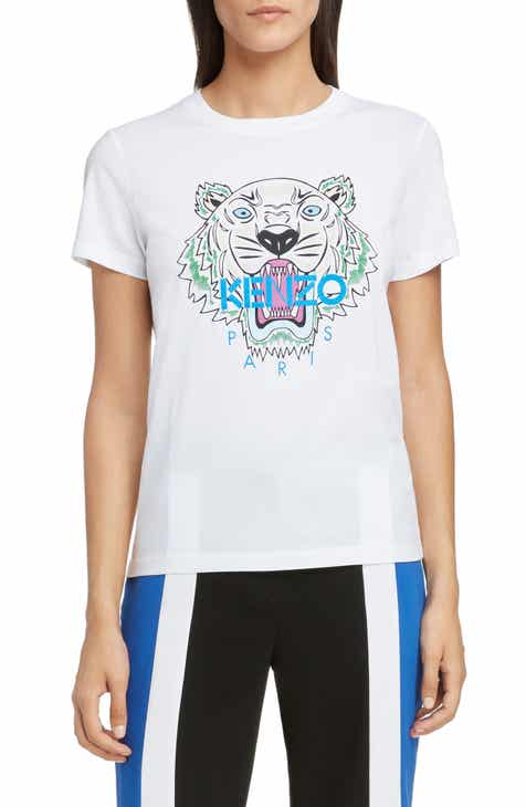 ecad974d1be1d KENZO Classic Tiger Graphic Tee