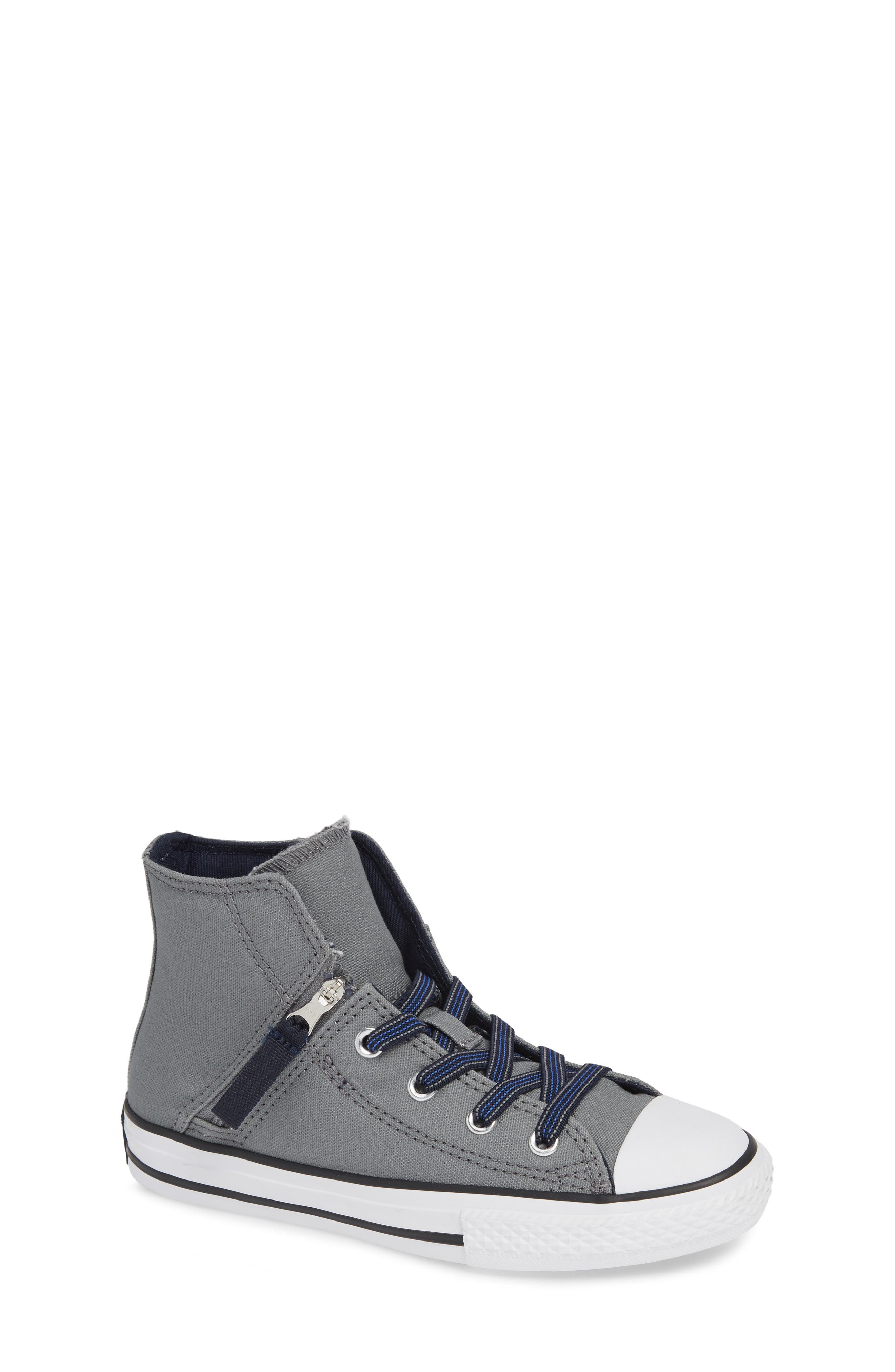 childs high top converse tennis shoes