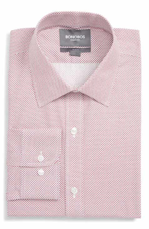 3b9ab1ed184 Bonobos Daily Grind Slim Fit Print Dress Shirt