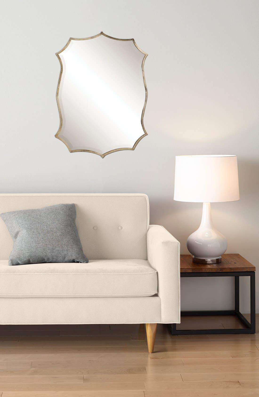 Alternate Image 2  - Uttermost 'Migiana' Oxidized Nickel Wall Mirror