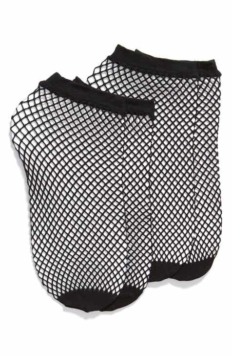 Nordstrom 2-Pack Fishnet Ankle Socks by NORDSTROM