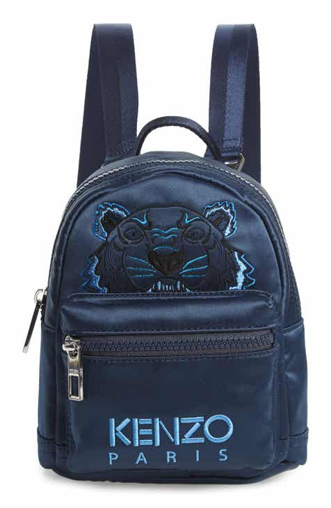 dfbab8a9dadc KENZO Embroidered Tiger Mini Backpack