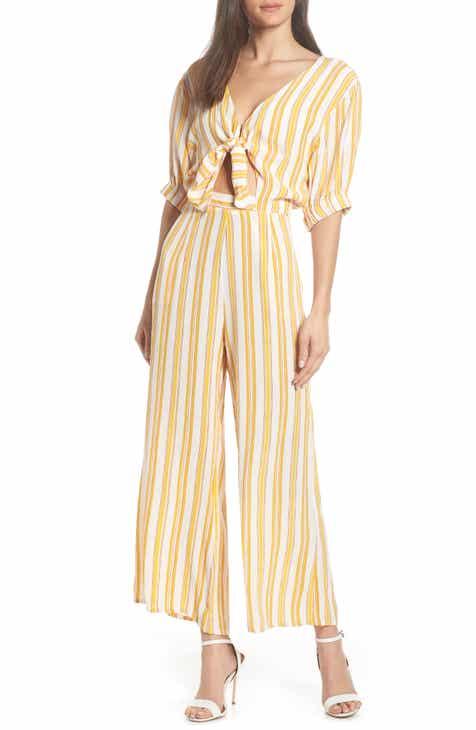 047f71dbb653 FAITHFULL THE BRAND Matese Sun Stripe Jumpsuit