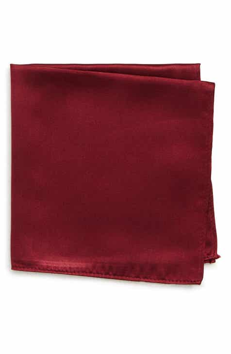 c6f6d5eefa2ae Nordstrom Men's Shop Solid Silk Pocket Square
