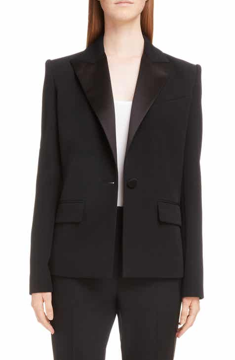 Givenchy Wool Tuxedo Jacket by GIVENCHY