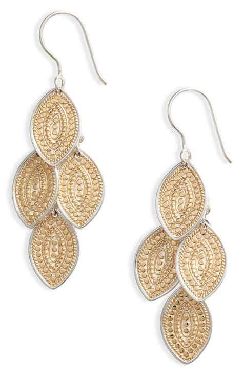 Anna Beck Chandelier Earrings