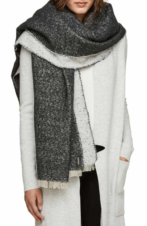 Soia   Kyo Double-Sided Woven Scarf 3cee91a05