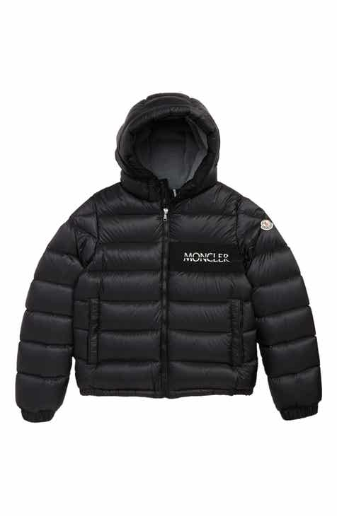 d206f8da6 Moncler Aiton Quilted Puffer Jacket (Little Kids & Big Kids)