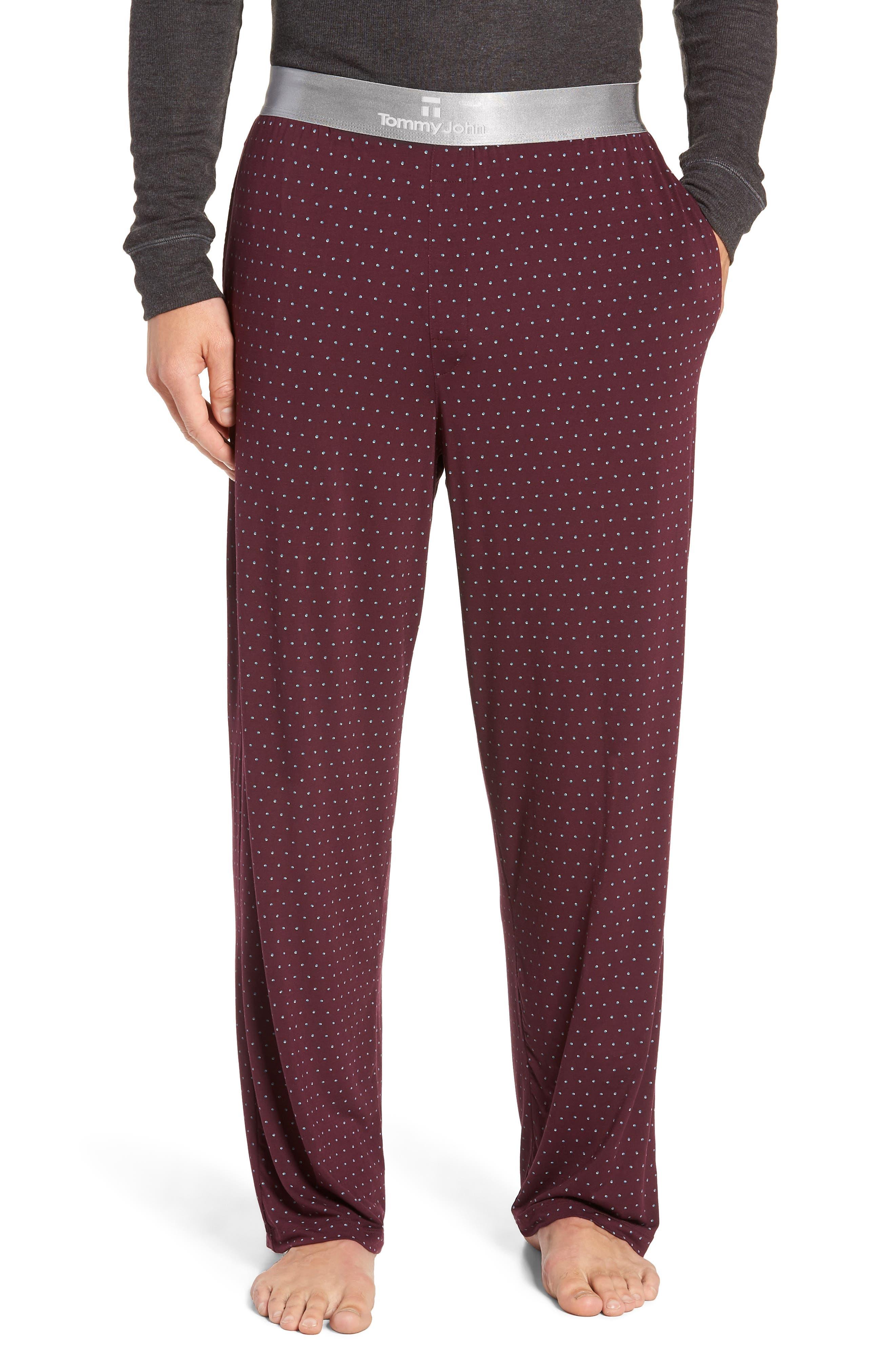 4b7e0d73e5b1 Men s Tommy John Pajamas  Lounge   Pajamas