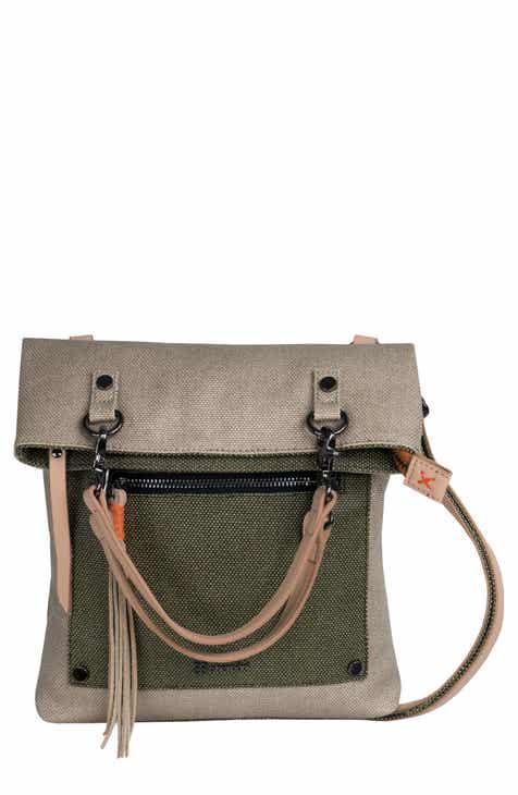 49be708556 Sherpani Rebel Coated Canvas Crossbody Bag