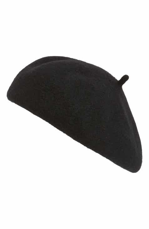 Sole Society Wool Beret 5f93766ab3b