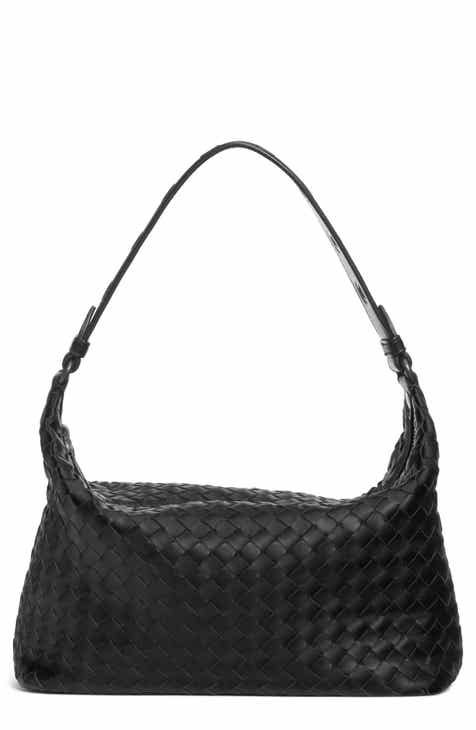 7c97b9202464 Bottega Veneta Ciambrino Leather Shoulder Bag