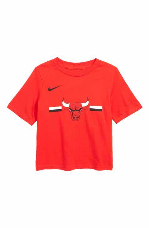 Nike Chicago Bulls Dri-FIT T-Shirt (Toddler Boys & Little Boys)