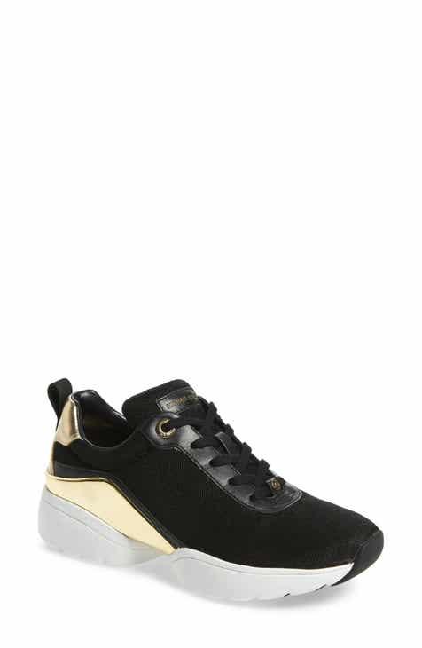 0eae8f594fb9f1 MICHAEL Michael Kors Jada Metallic Sneaker (Women)