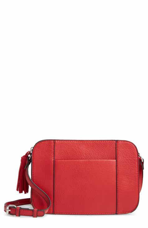 ac3ecd7ff8d0 Sole Society March Faux Leather Crossbody Bag