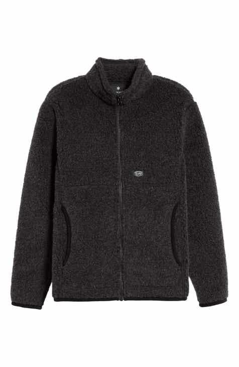 c2ae0f3ac5994a Snow Peak Wool Fleece Jacket