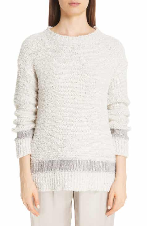Fabiana Filippi Sequin Knit Sweater by FABIANA FILIPPI