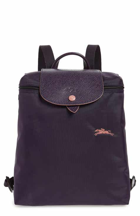 934c56b0b39 Longchamp Le Pliage Club Backpack