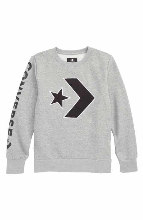 6d5616a1474d Kids  Converse Apparel  T-Shirts, Jeans, Pants   Hoodies   Nordstrom