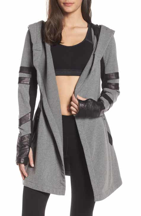 Zella Step Out Hooded Jacket (Regular & Plus Size) By ZELLA by ZELLA Savings