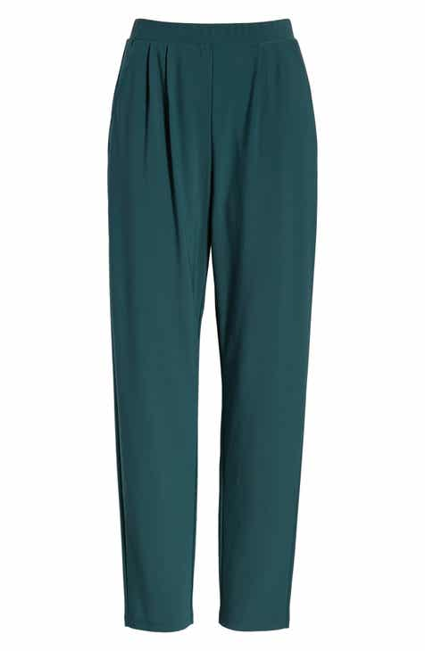 Leith Pleat Front Trousers by LEITH