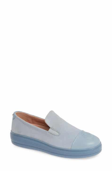 8c87ebee1730 Taryn Rose Grace Cap Toe Slip-On Sneaker (Women)