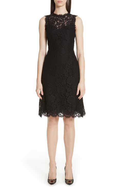 Dolce&Gabbana Lace A-Line Dress