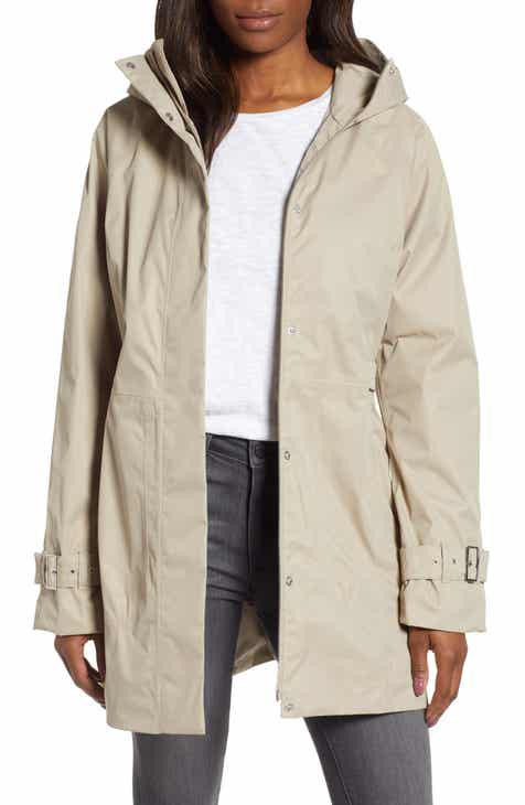 74901ee10626 The North Face City Breeze Waterproof Trench Raincoat